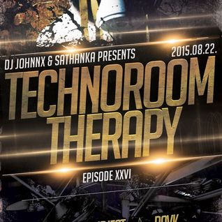 TechnoRoom Therapy | Episode 26 : Marczi Pan