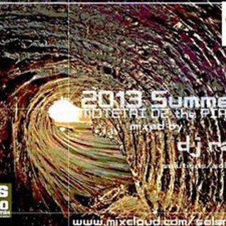 MOTETAI 2013summer02 the Piano -solsradio mix-