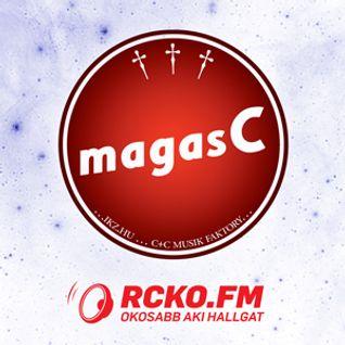 Magas C #28 @ RCKO.FM