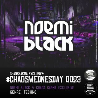 #CW 0023: Noemi Black - CK Exclusive // TECHNO