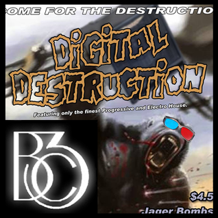 Bc3 - Live @ Digital Destruction, Austin's Fuel Room 6-22-13