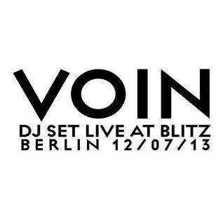 Blitz XXII Live Set - Bi Nuu/Berlin (12/07/13)