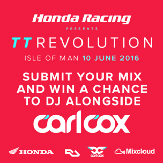 Honda TT Revolution 2016 by Dj JC