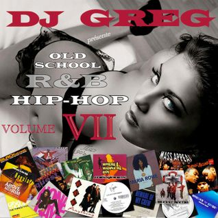 OLD SCHOOL RNB HIP-HOP MIX 90's  VOL.07