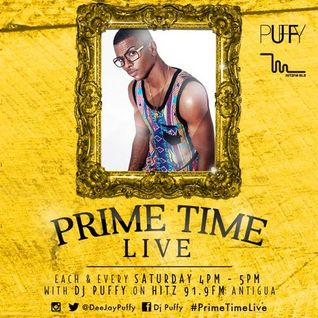 Dj Puffy - Prime Time Live on Hitz 91.9FM (Week 4 - 7th Feb 2015)