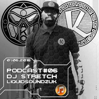 Reinforced Mix for Liquidsoundzuk dnb Podcast #006