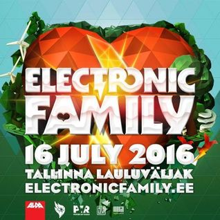 Aly & Fila - Live @ Electronic Family (Netherlands) - 23-JUL-2016