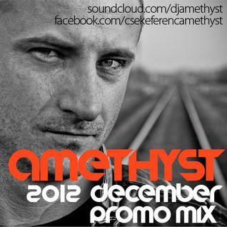Amethyst - December 2012 Promo Mix