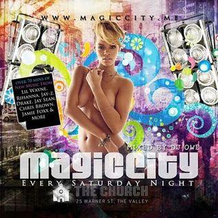 Dj Owe - Magic city mixtape (2010)