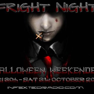 DJ Prezzy Presents The Fright Night Halloween Weekender