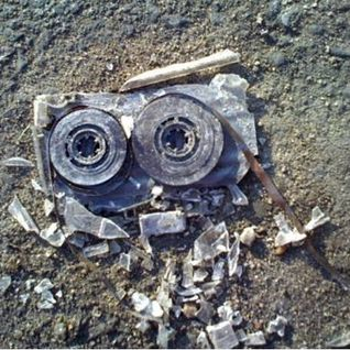 the cassette played pop tones