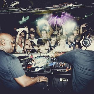25 Years Anniversary - 02 - Laurent Garnier vs. Carl Cox (Intec) @ Rex Club - Paris (09.05.2013)