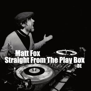 Matt Fox - Straight From The Play Box 2