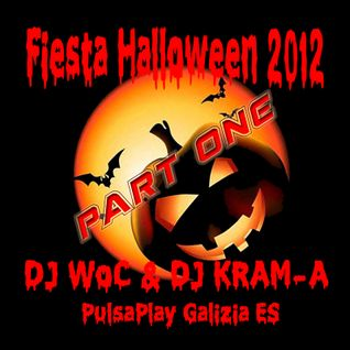 DJ WoC & DJ Kram-A Electro Halloween Part1_2012 Gz Spain