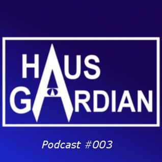 HausGardian In The Mix #003 (Electro House - Progressive House )