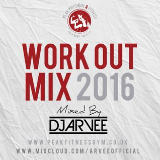 HIP HOP vs HOUSE WORKOUT MIX 2016 @DJARVEE