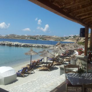 Mr V-Poz Presents Summer Time At The Private Beach Of Santa Marina