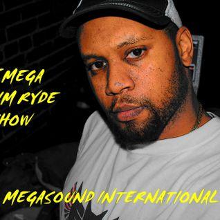 DJ MEGA - RIDDIM RYDE SHOW JUNE 14,2012