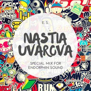 Nastia Uvarova - Special mix for Endorphin Sound