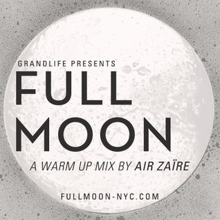 FULL MOON PROMO MIXER