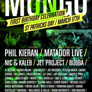 Michael Kelly - Mongo - 17-03-12