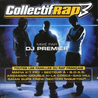 Collectif Rap 3 (Part 1) (2000)