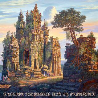 Phant Om X - Russian Goa Trance Mix 08.05.14