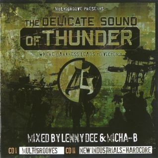Multigroove presents The Delicate Sound of Thunder; Mixed by DJ Micha-B