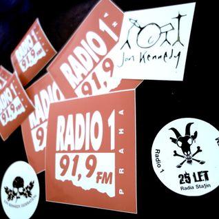 """Radio 1"" . Prague . CZ . December 18th . 2015"
