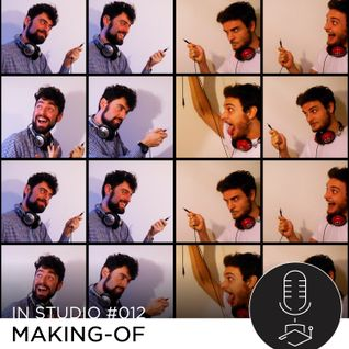 In Studio #012 - Making-of