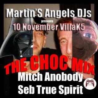 Mitch' A. @ The Choc Mix Vs Seb True Spirit [Villa K5-10/11/2012]