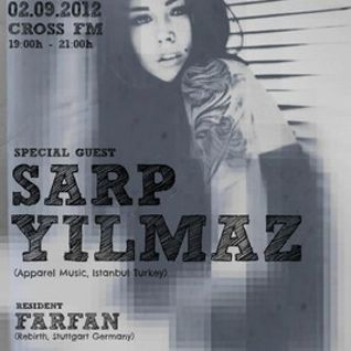 Sarp Yilmaz Underground lovers Podcast