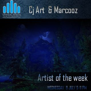 CJ Art - Artist of the Week on Danceradio.gr (2008-07-09) [set archives]