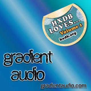 HxdB Loves Podcast, Vol. 1 - Gradient Audio (2010)