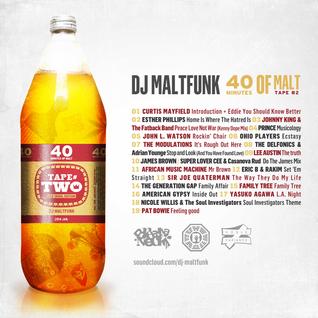 40 Minutes Of Malt (Tape #2)