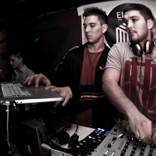Kyuzovic b2b Besu Live @ Club Compressor, Novi Sad [08-12-2012]