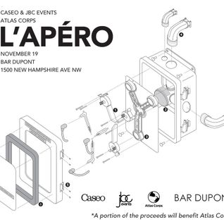 L'Apéro at Bar Dupont, November 19, 2014