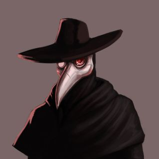 Another Plague Doctor !