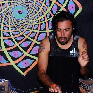 Dj Mauri Maori _ PsyncroTour Vol 2 _ Abril 2012