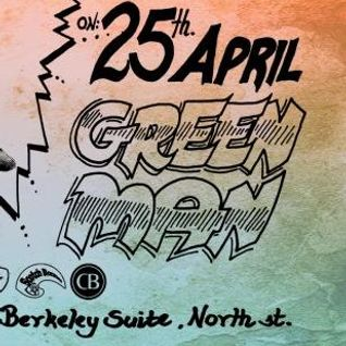 DJ Greenman 50 Minute Mix [25.04.2013]