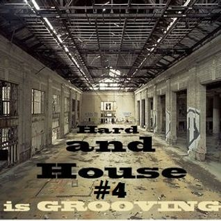 Dj Ohlive - Hard and house is grooving #4 - 12/04/2015