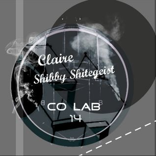 Co.Lab 14 - Claire (Canada) & Shibby Shitegeist (UK)