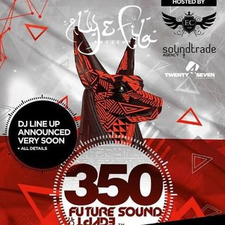 Indecent Noise @ Live , Future Sound Of Egypt 350 , Lubiaz, Poland