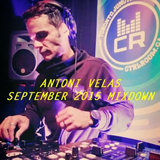 Antoni Velas @ CTRL ROOM - September 30 2015