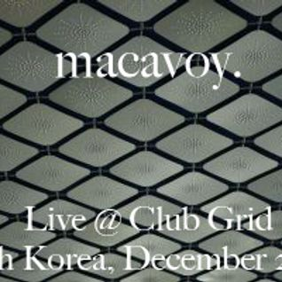 macavoy episode 5 - live@club grid