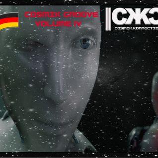 COSMIK GROOVE VOL.4 , 2012
