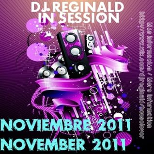 Dj Reginald - Session Noviembre 2011