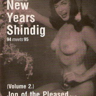 Farley Jackmaster Funk Live @ Love To Be,  New Years Eve Shindig 94 Meets 95 (Vol.2, Tape 2)
