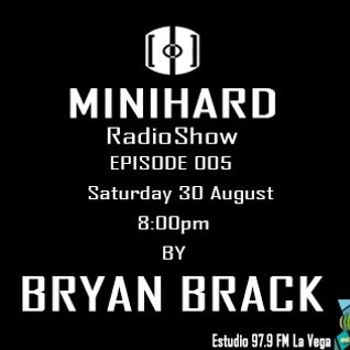 Bryan Brack @ Space Dance - Exclusive 97.9 fm Closing