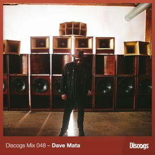 Discogs Mix 48- Dave Mata